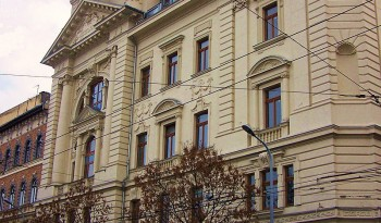 Former Hungarian Grand Lodge Building