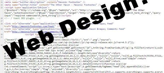 HTML Code for websites